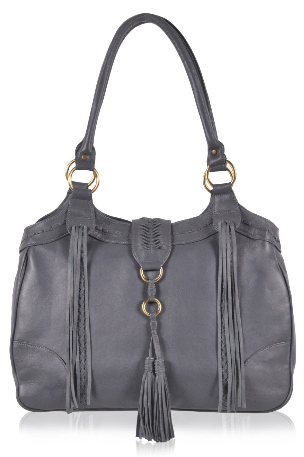 Leather Bag - Free Spirit Shoulder Bag