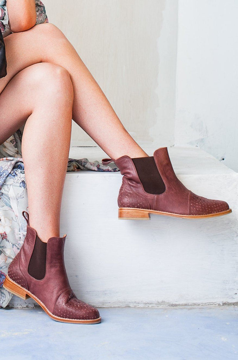Leather Shoes - Eclipse Leather Chelsea Boot