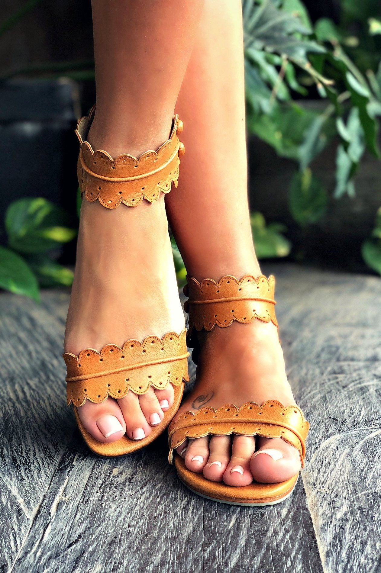 Midsummer Sandals (Sz. 6)