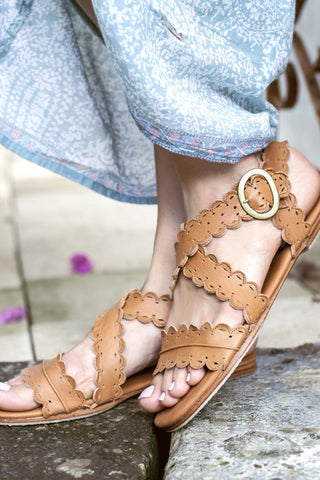 Bora Bora Wedge Sandals