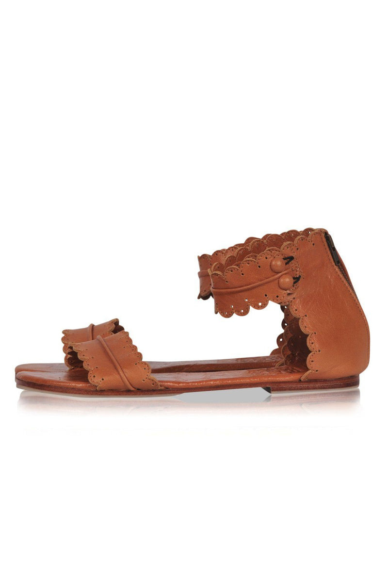 Leather Shoes - Midsummer Sandals