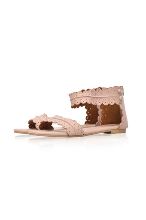 Midsummer Vegan Leather Sandals