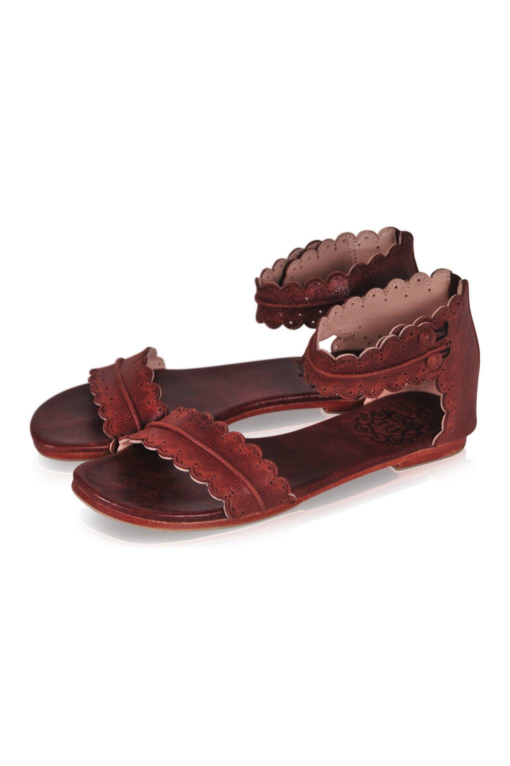 Etro Sandal Brown Leather Z0Eqe5Vk Fashion Shoes Hot Sale Cheapest Price Save Over 50%