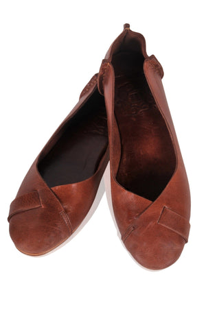 Leather Shoes - Native