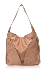 Nomad Tassel Leather Bag