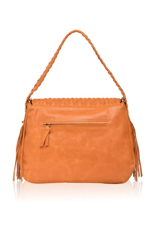 Parisiana Leather Shoulder Bag