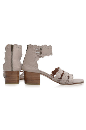 Seaside Leather Sandals