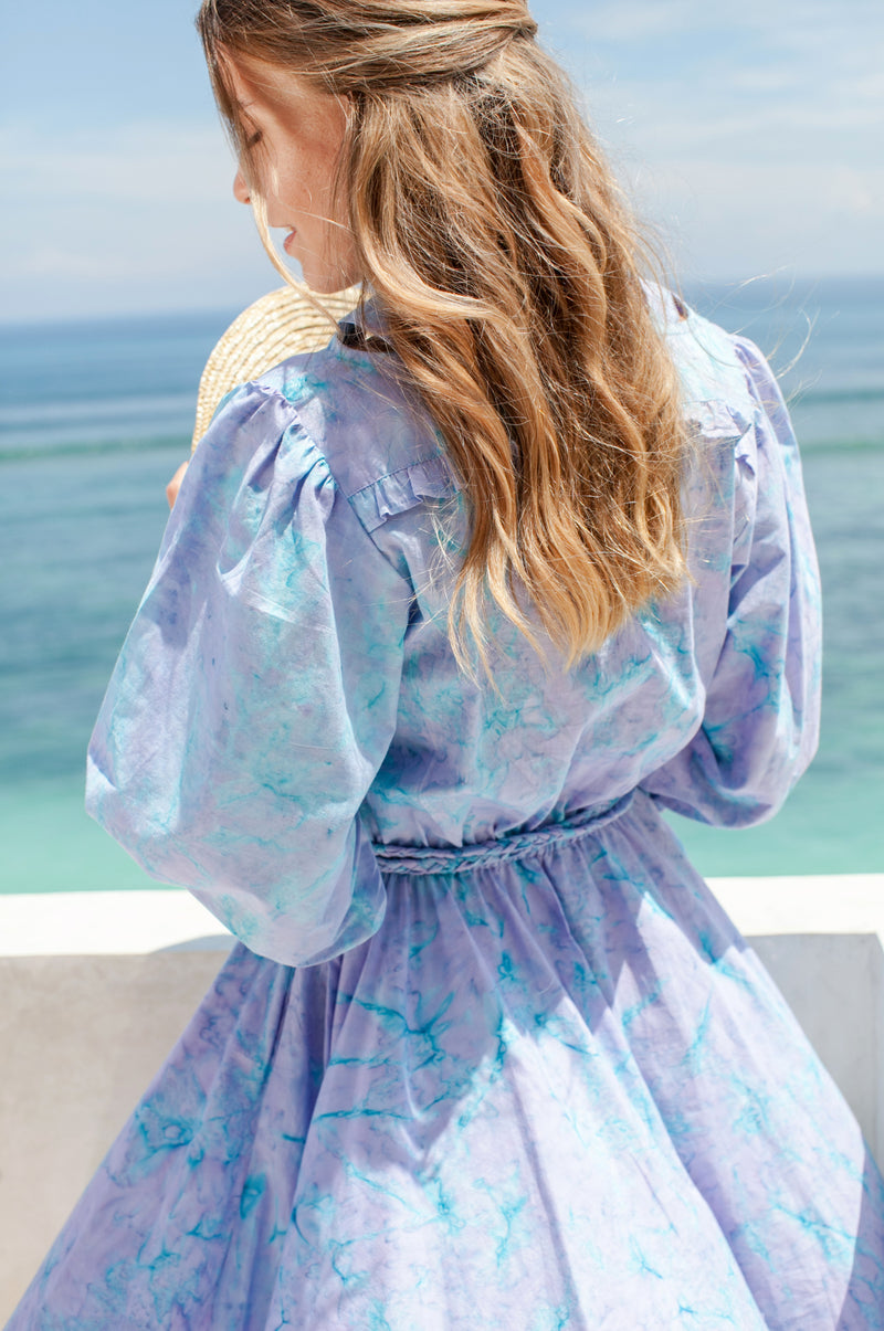 Sea View Midi Dress