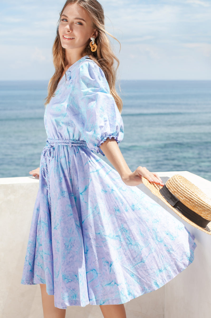 Sea View Midi Dress (Sale)