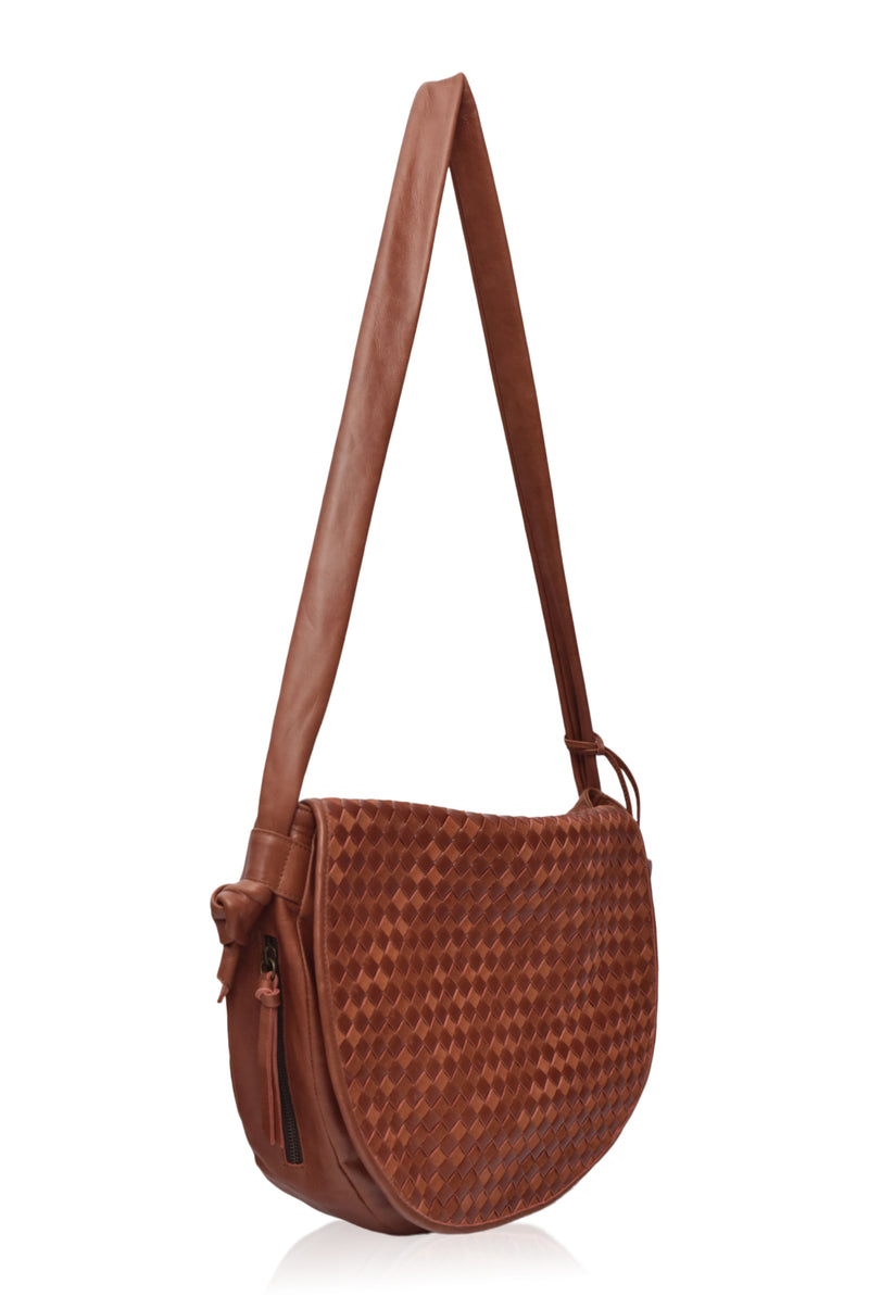 Secret Cabin Crossbody Bag