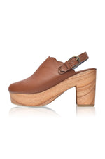 Sierra Leather Clogs