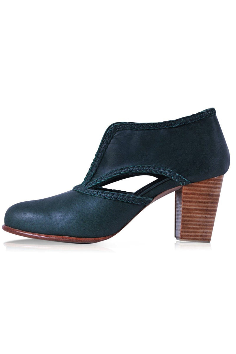 Leather Shoes - Spirit Walker Booties