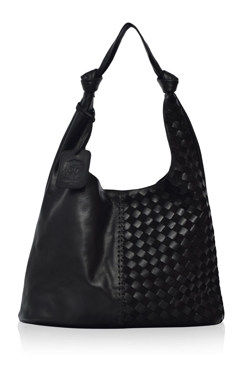 Sublime Leather Hobo Bag