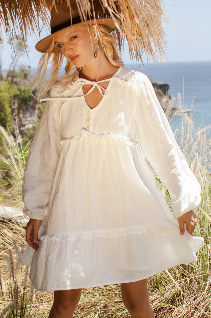 Texas Rose Boho Dress