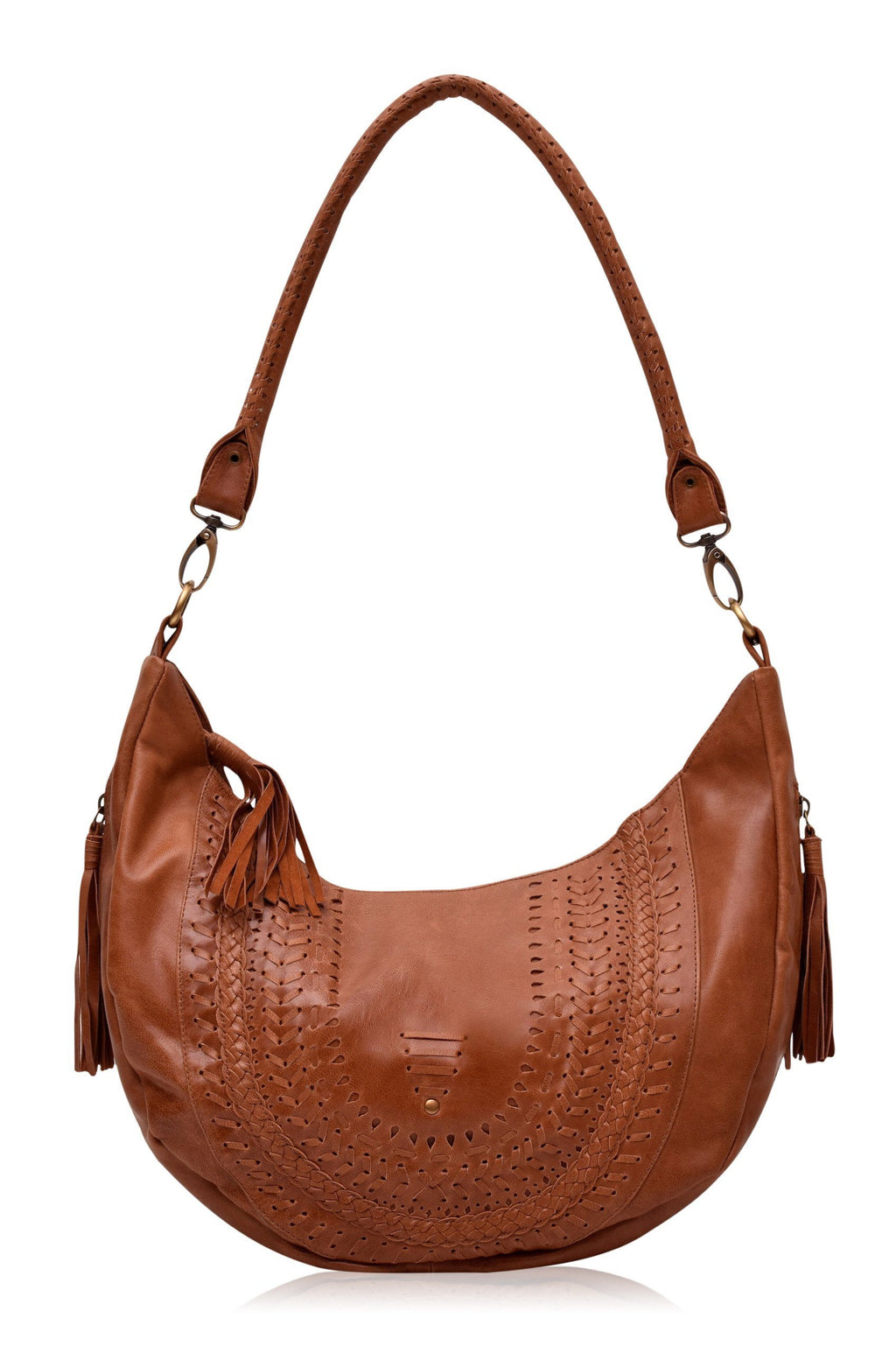 Leather Bag - Elysian Coast Leather Crossbody Bag