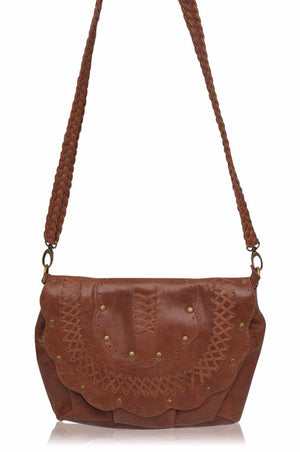 Leather Bag - Silky Shore Crossbody Bag