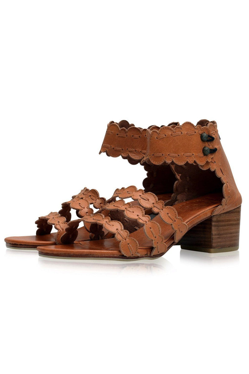 Leather Shoes - Seaside Leather Sandals