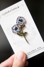 Load image into Gallery viewer, Anemone Enamel Pin