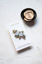 Load image into Gallery viewer, Southern Magnolia Enamel Pin