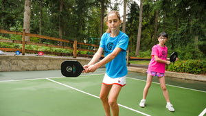 Pickleball paddle for kids juniors usapa