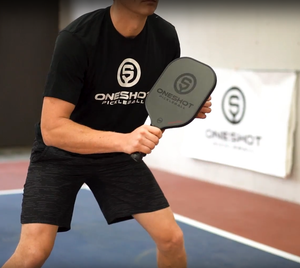 OneShot Pickleball Paddle - ProShot Series - USAPA Approved