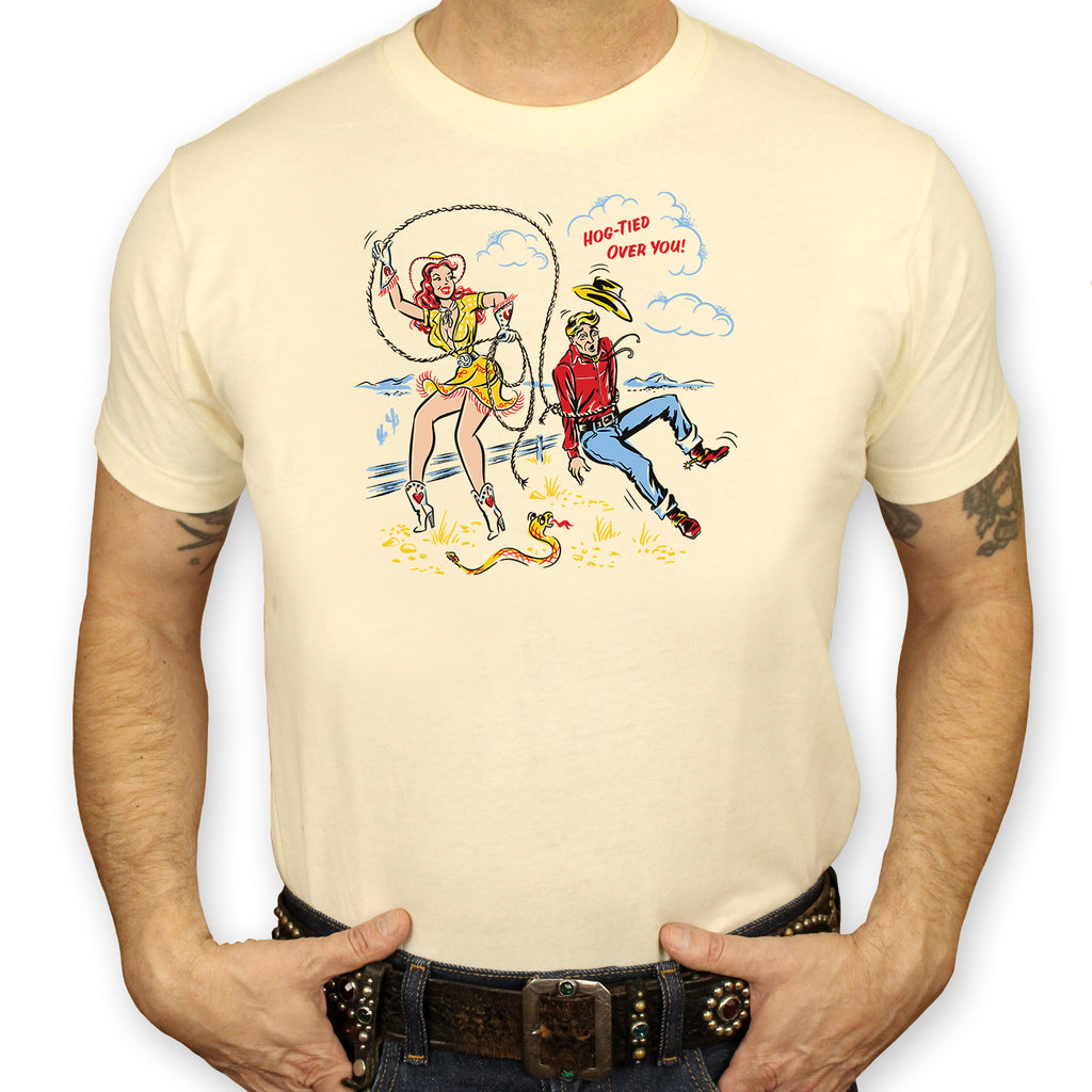 Hog Tied T-Shirt Men