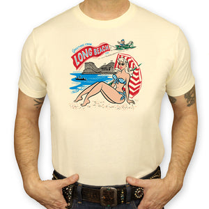 Long Beach Pike T-shirt Men