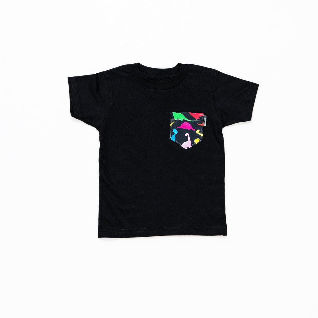 Stego Pocket Tee from USA (Organic Tee, Sable)