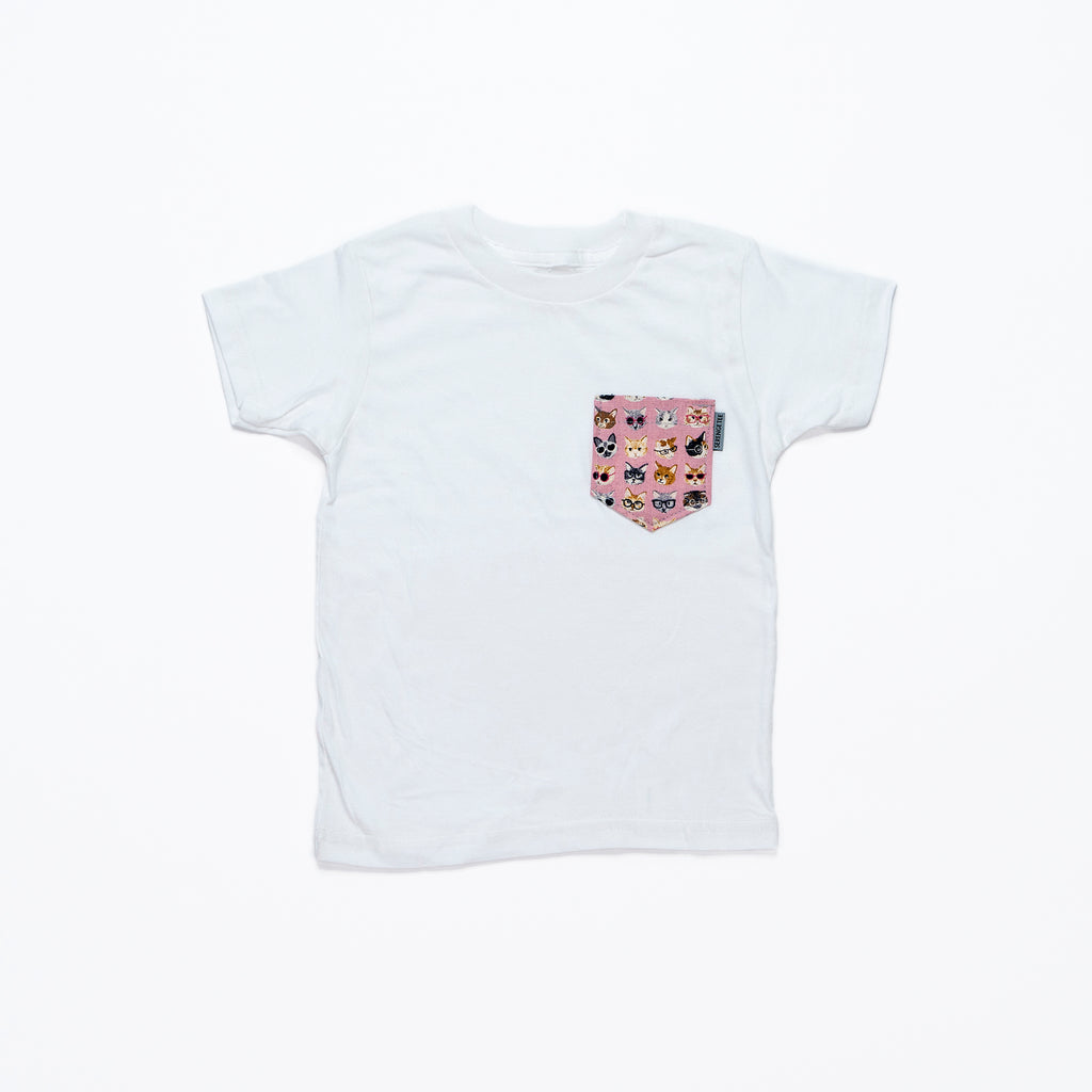 Kuki Pocket from Japan (Organic Tee, Coconut)
