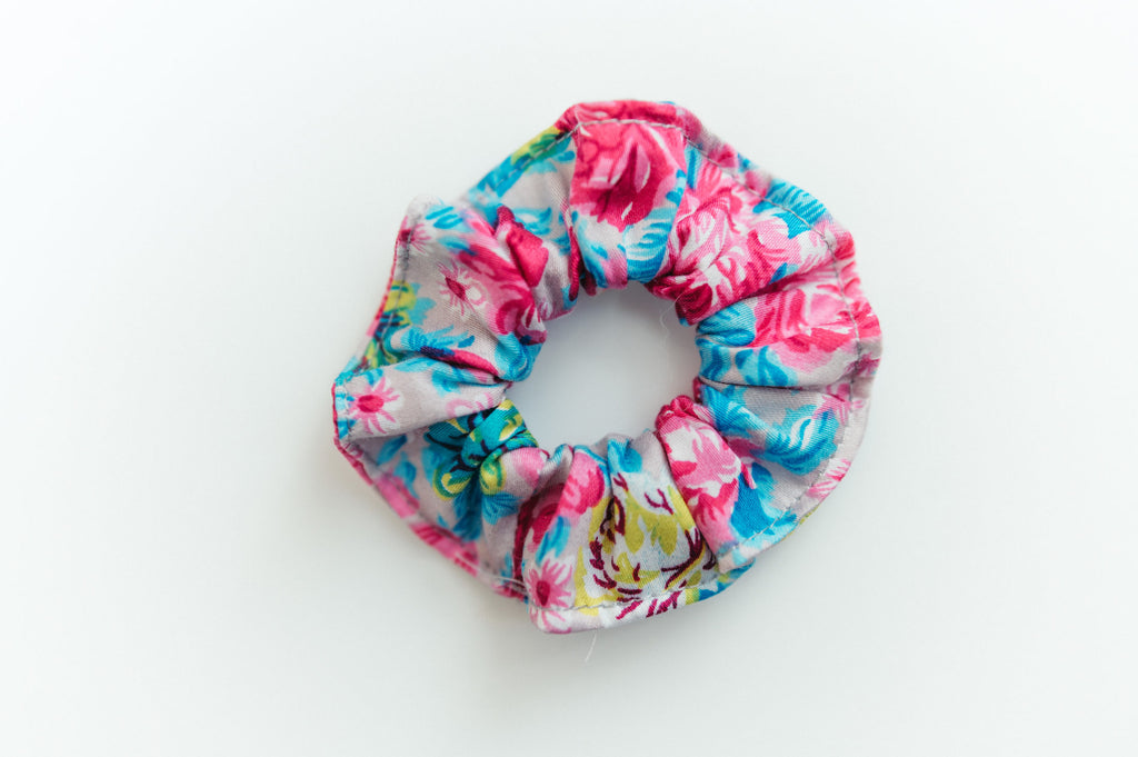 Pattern Scrunchie Set
