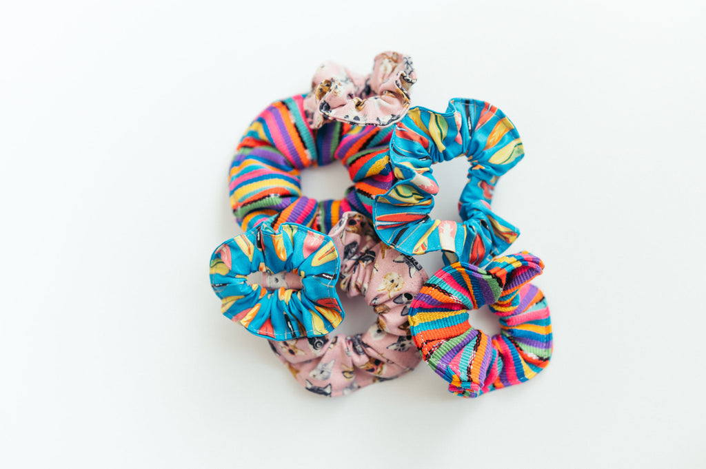 Mom & Me Scrunchie Set