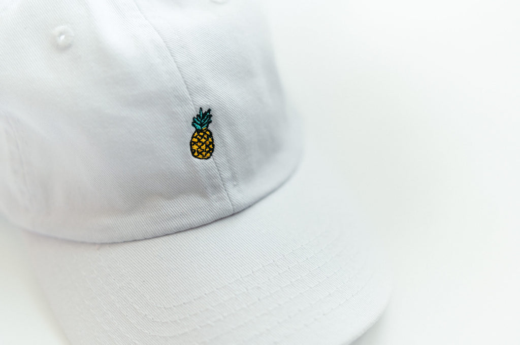 Pineapple Cap | Coconut