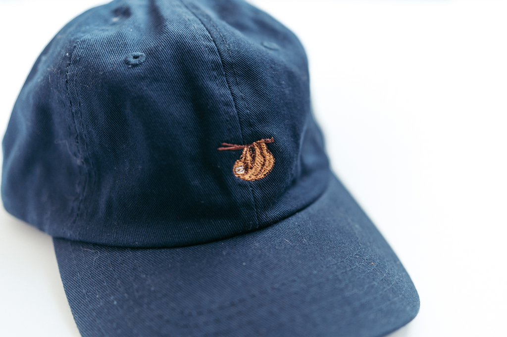 Sloth Cap | Blueberry