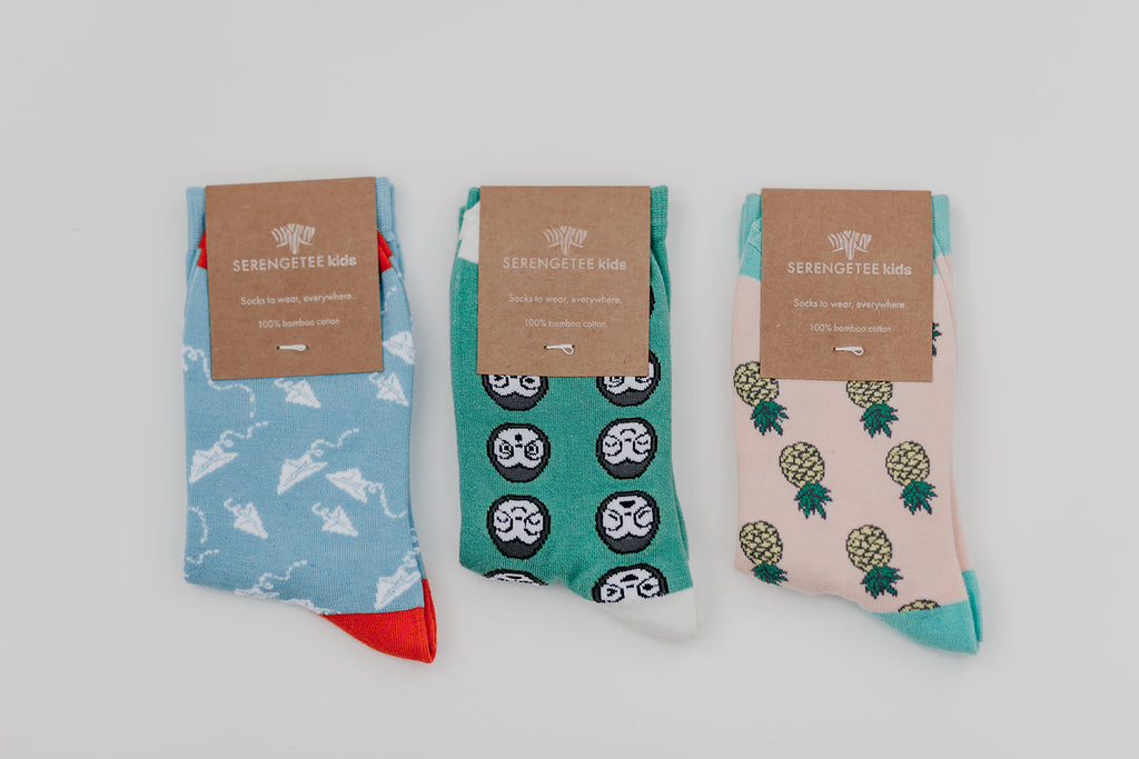 Adventure Sock 3-Pack