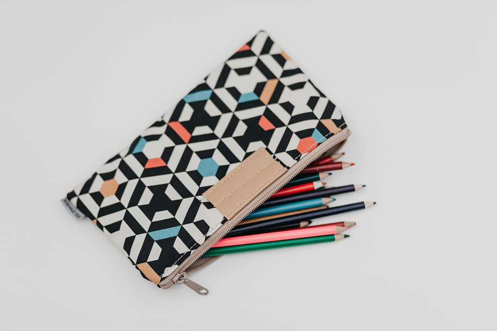 Hop Scotch Pencil Case
