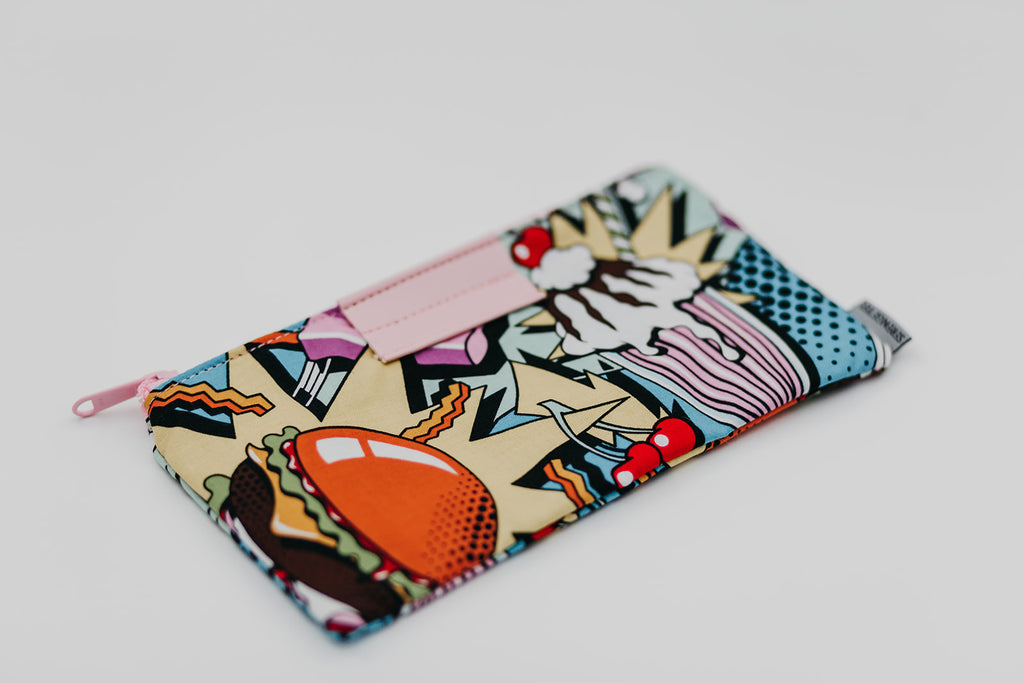 Wink Pencil Case
