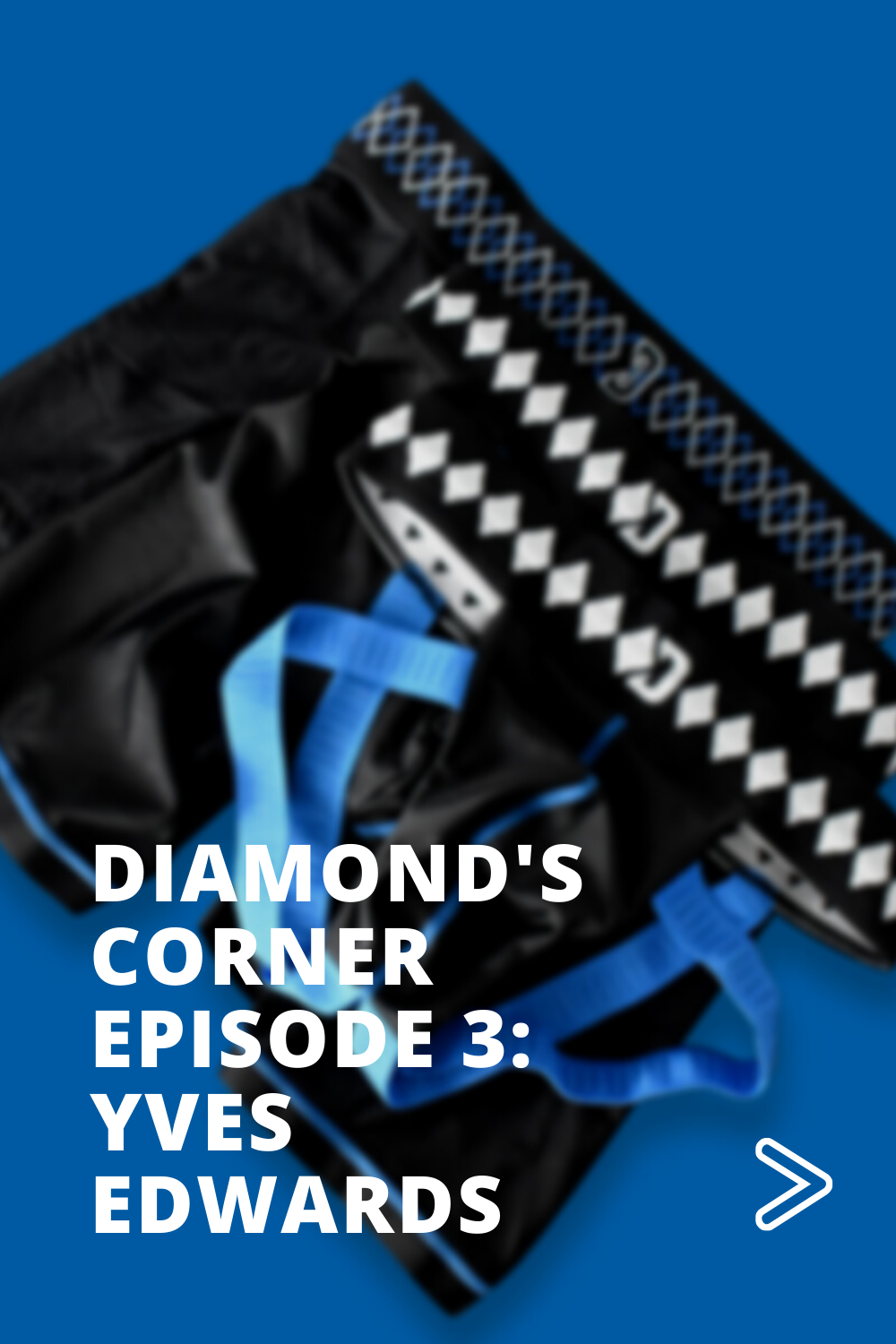 Diamond's Corner Episode 3: Yves Edwards