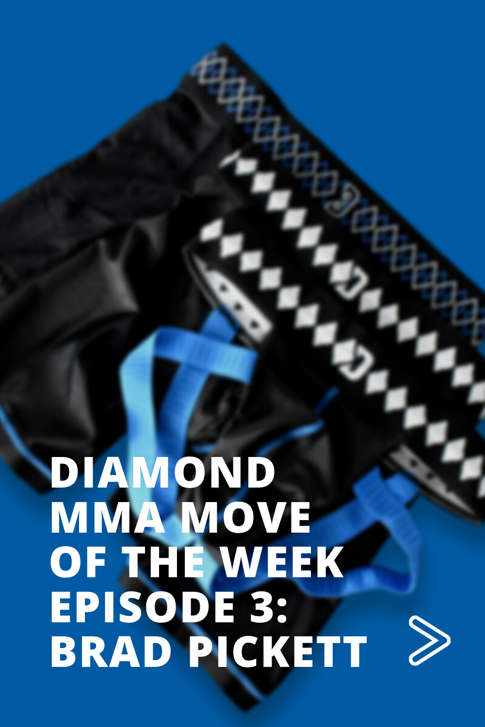 Diamond Move of The Week - Episode 3 - Brad Pickett