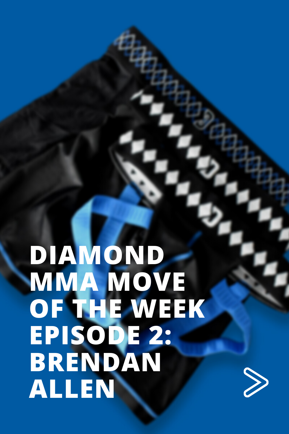 Diamond Move of The Week - Episode 2 - Brendan Allen