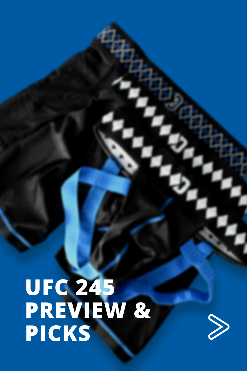 UFC 245 Preview & Picks