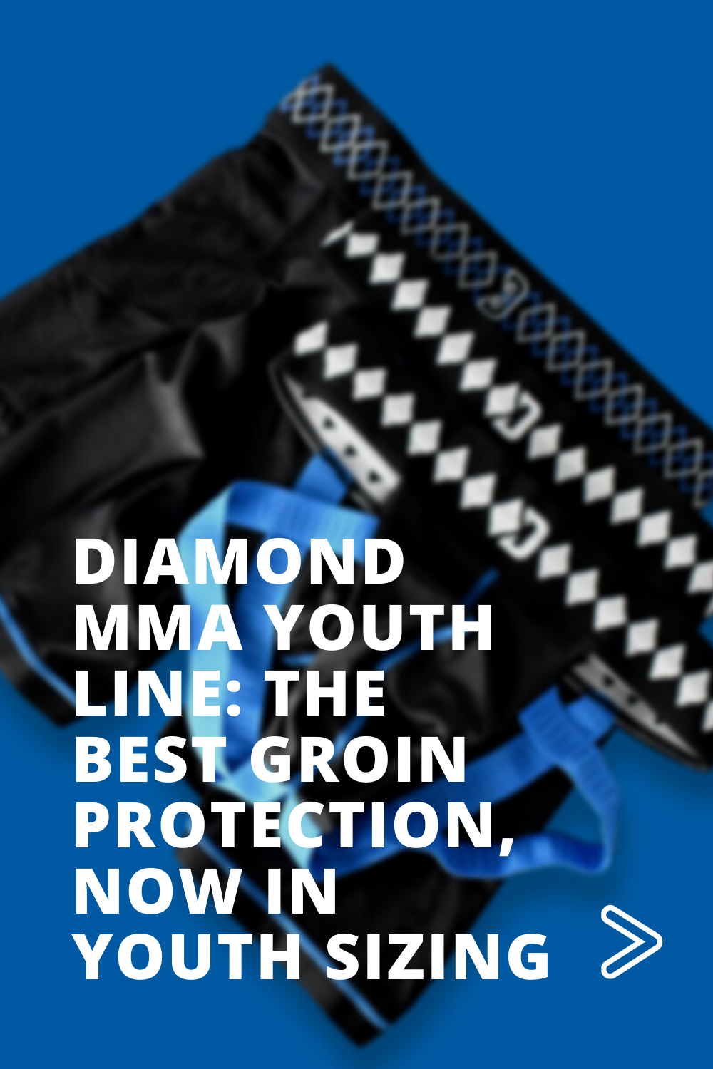 Diamond MMA Youth Line---The Best Groin Protection, Now In Youth Sizing