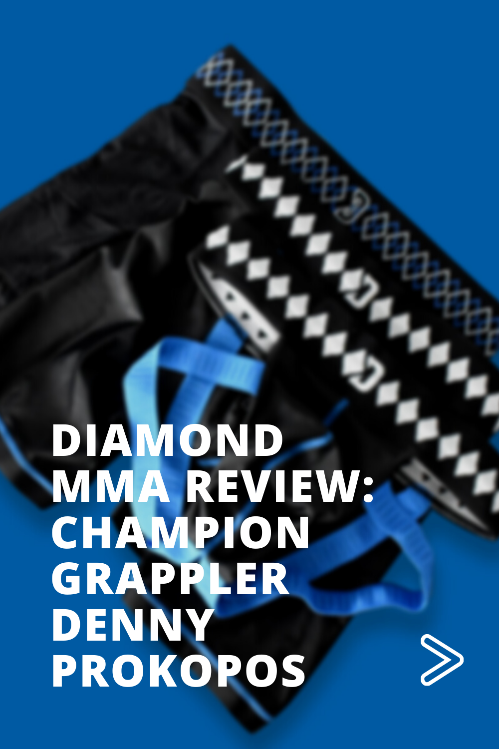 Diamond MMA Review: Champion Grappler Denny Prokopos