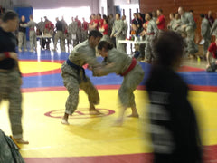 Fort Bragg 2013 Army Combatives Invitaional