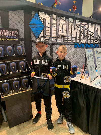 Diamond MMA | Youth Line