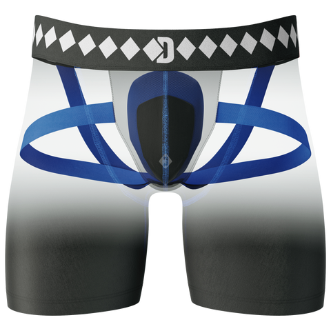 Compression Jock Shorts