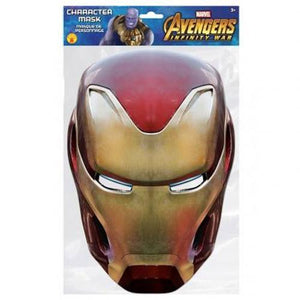 Avengers Mask Iron Man