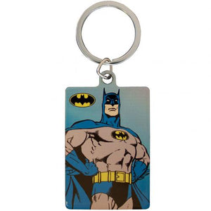 DC Comics Metal Keyring Batman