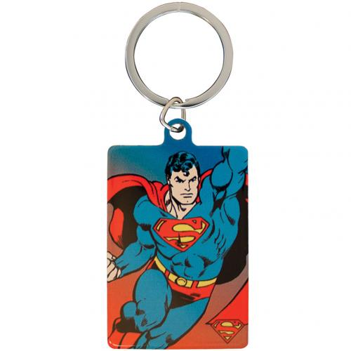 DC Comics Metal Keyring Superman