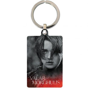 Game Of Thrones Metal Keyring Arya