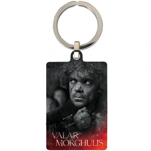 Game Of Thrones Metal Keyring Tyrion
